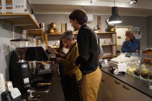 workshop koffie