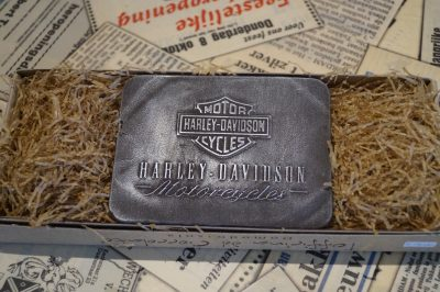 CHOCOLADE HARLEY DAVIDSON EMBLEEM